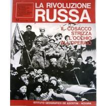 La rivoluzione russa. N. 12. Il cosacco strizza l'occhio all'operaio