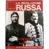 La rivoluzione russa. N. 10. Le tre morti di Rasputin