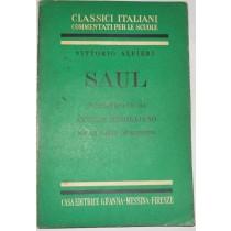 Saul. Interpretato da Attilio Momigliano