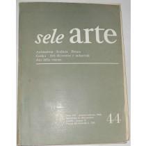 SELE ARTE - Rivista bimestrale di cultura, selezione, informazione artistica internazionale - Anno VIII (N. 44) – Gennaio-Febbraio 1960