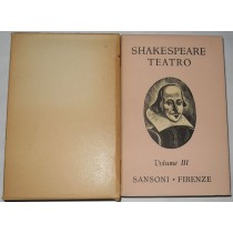Shakespeare Teatro Volume 3