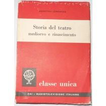 Storia del teatro. Medioevo e rinascimento.