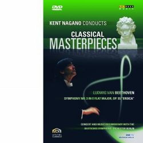 """Sinfonia n.3 op.55 """"Eroica"""" - Classical Masterpieces Vol.2  BEETHOVEN LUDWIG VAN"""
