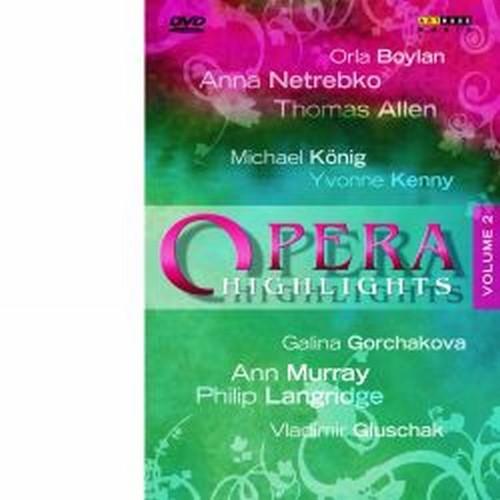 Opera Highlights, Vol.2  VARI