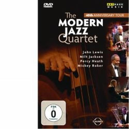 The Modern Jazz Quartet: Tour per il 40° anniversario  MODERN JAZZ QUARTET