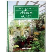 LIBRO IL VERDE IN CASA DeAGOSTINI EDITORE 119 PAGINE