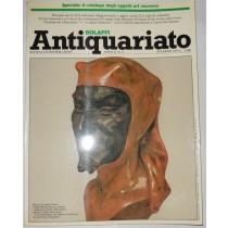 BOLAFFI ANTIQUARIATO. Anno 2, N. 8. Speciale il catalogo degli oggetti art noveau