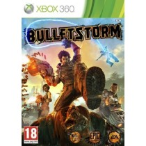 BULLETSTORM - PS3  [No Manual]