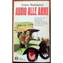 Addio alle armi,Ernest Hemingway,Mondadori