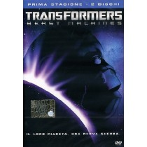 Transformers - Beast Machines - Stagione 1