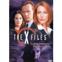 X Files - Nothing Important Happened Today